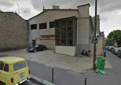56 rue du Capitaine Ferber (vue Google StreetView)